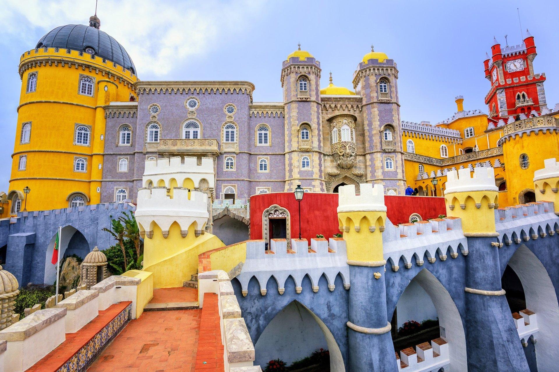Portugal - Lissabon Kust