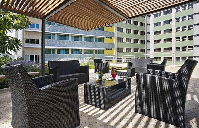 Hotel HF Fenix Garden