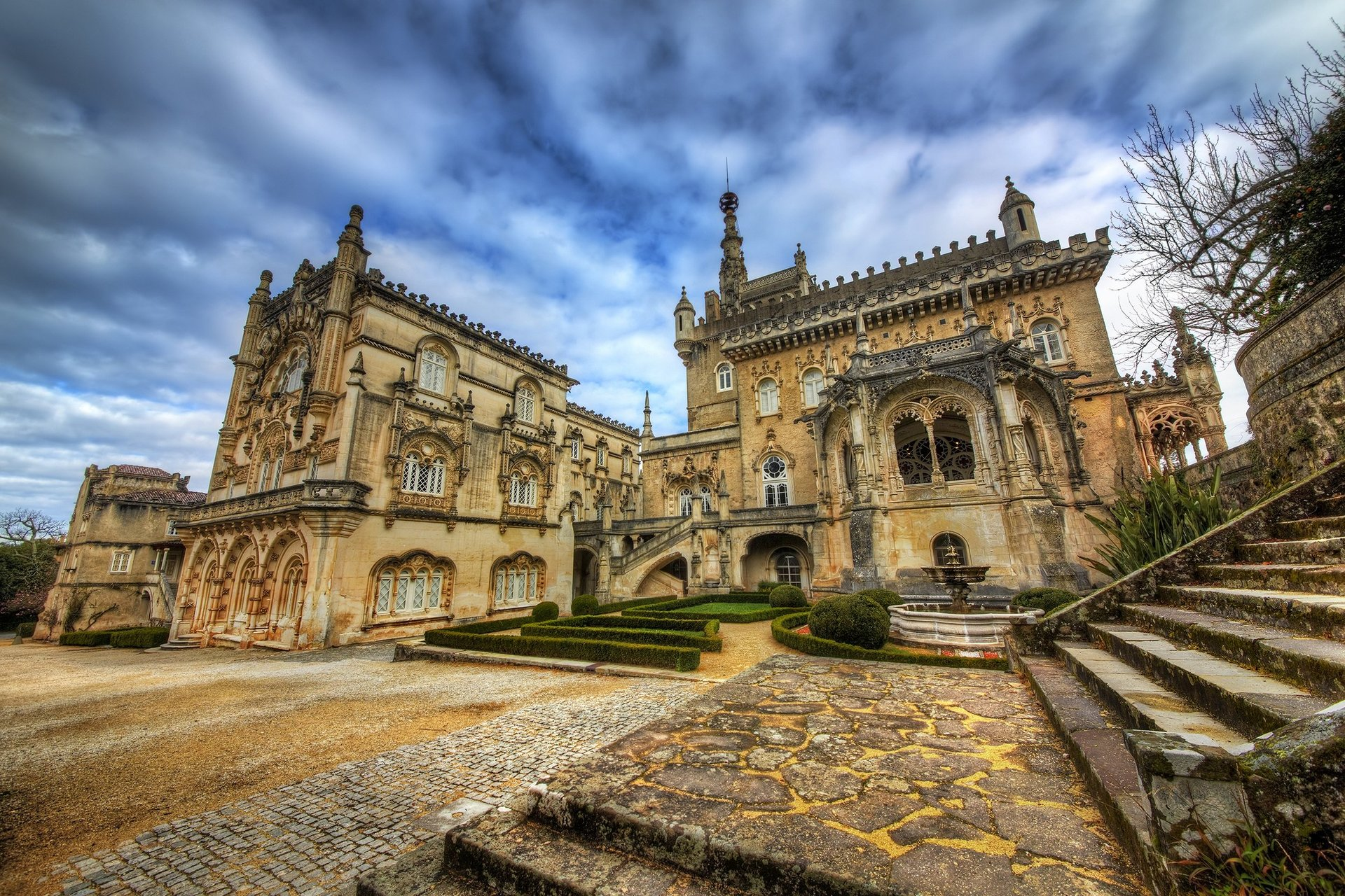 Portugal Centraal - Bussaco