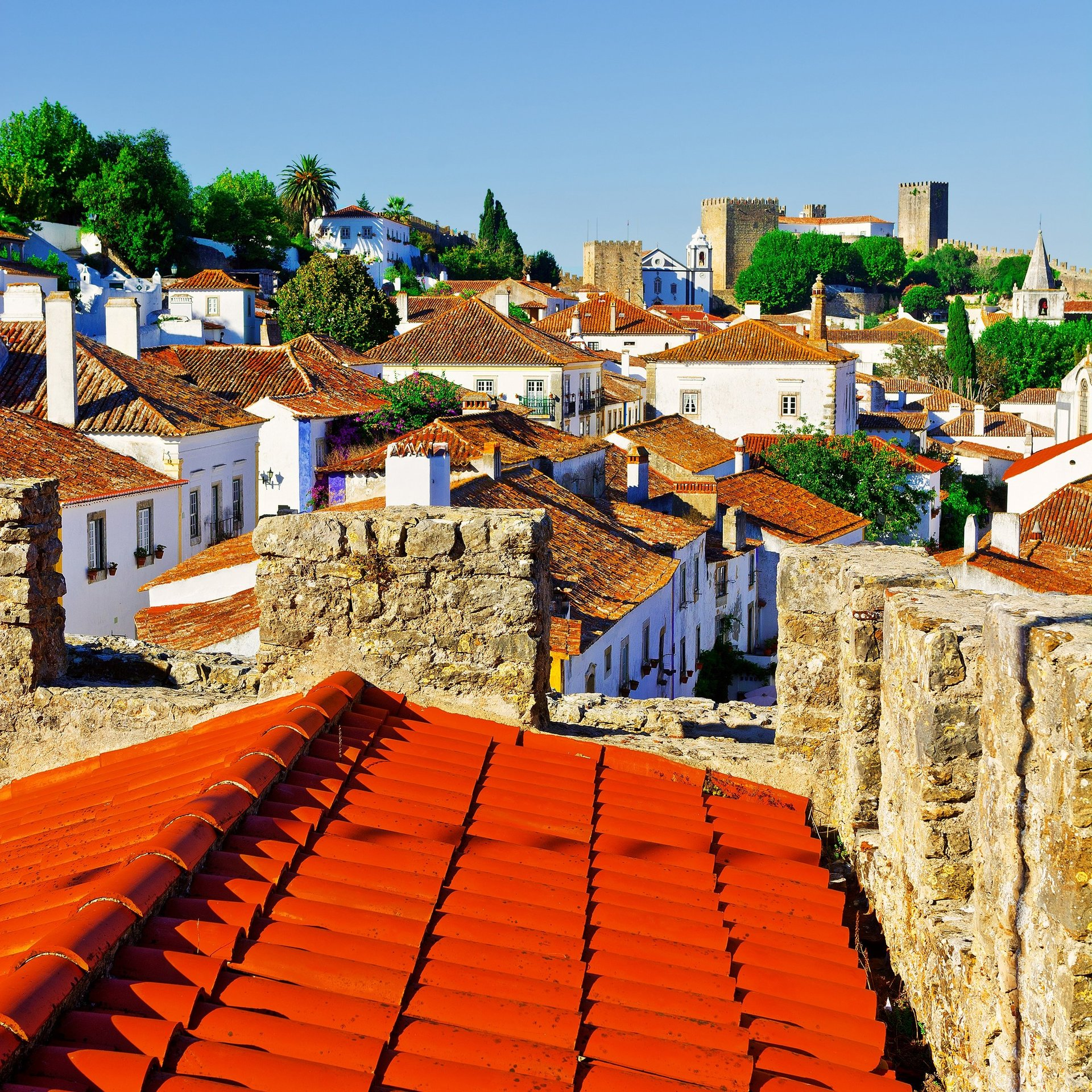 Portugal Centraal - Obidos