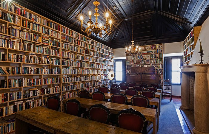 Hotel The Literary Man