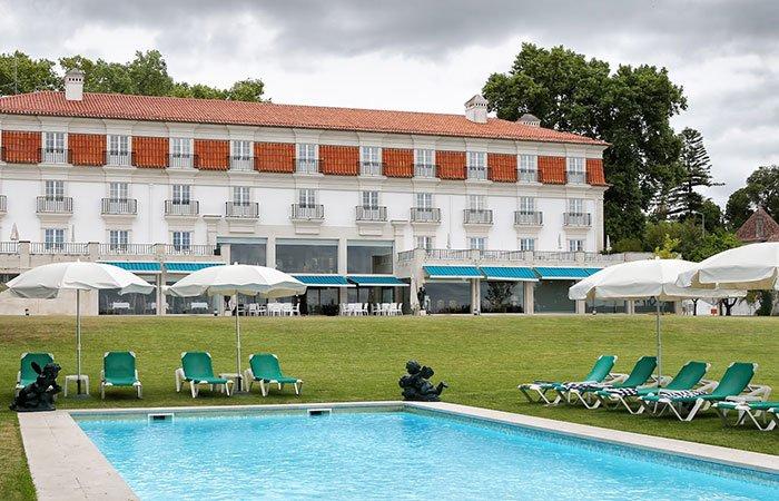 Hotel Pousada Condeixa-Coimbra