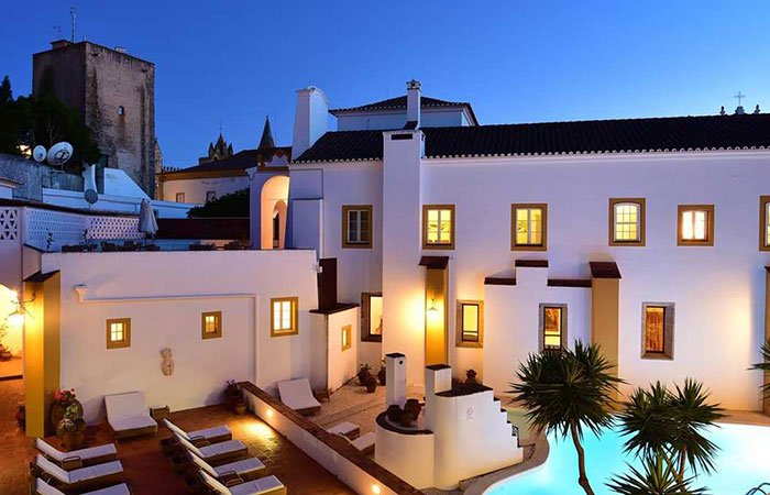 Hotel Pousada Convento de Evora dos Loios