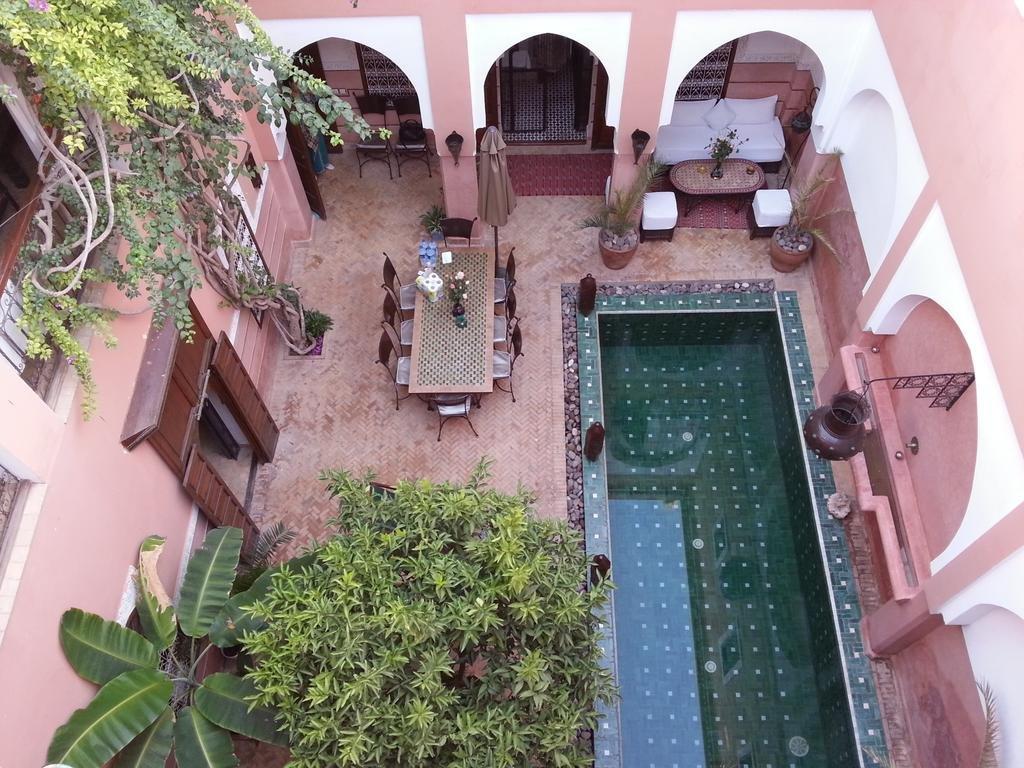 Riad Zagouda - Marrakech