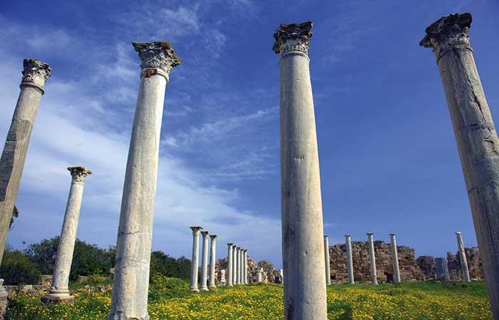Pilaren - Cyprus