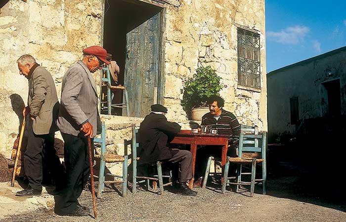 Locals - Cyprus