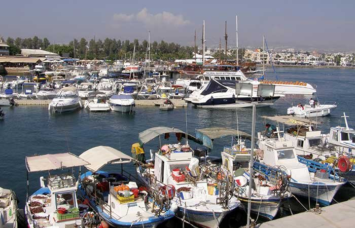 Haven Paphos - Cyprus
