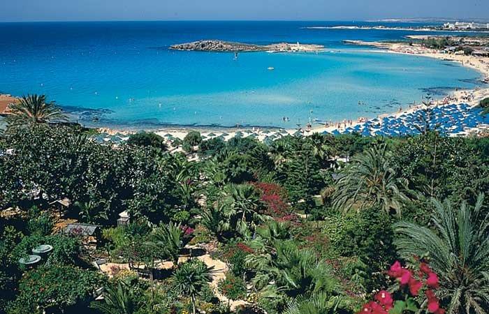 Strand - Cyprus