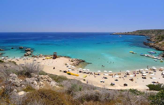 Strand Protaras - Cyprus