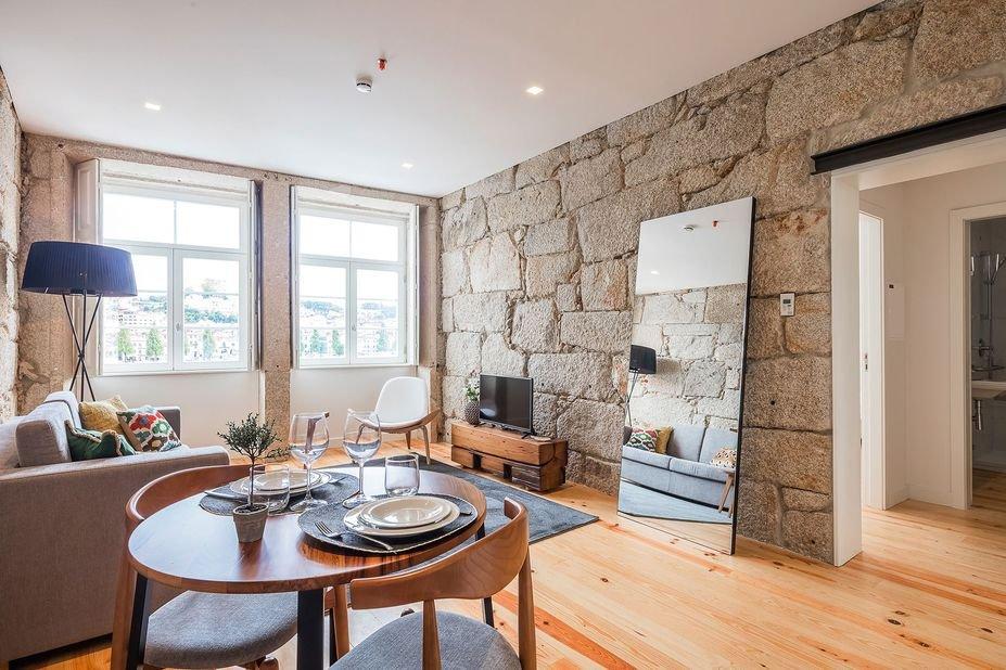 Appartementen Porto River