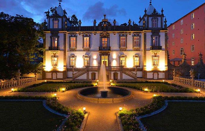 Hotel Pousada de Porto-Pestana Palacio de Freixo