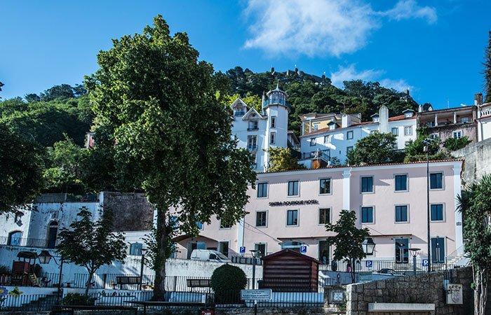 Hotel Sintra Boutique