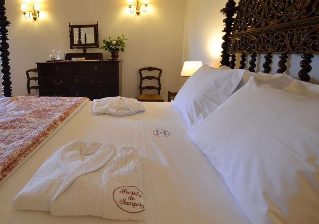 Hotel Casa da Portela de Sampriz