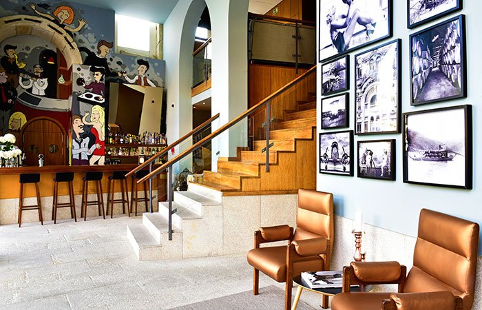 Hotel Pestana Vintage Porto - Porto