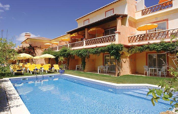 Hotel Costa D'Oiro Ambiance Village - Lagos