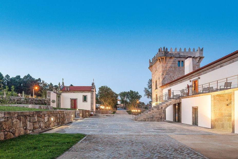 Hotel Torre de Gomariz - Cervaes