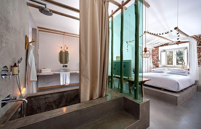 Hotel Luz Houses - Fatima - luxe kamer