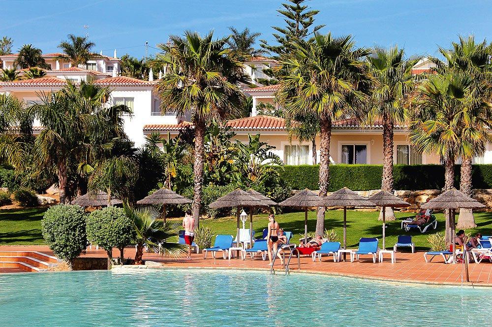 Hotel en appartementen Clube Porto Mos - Lagos
