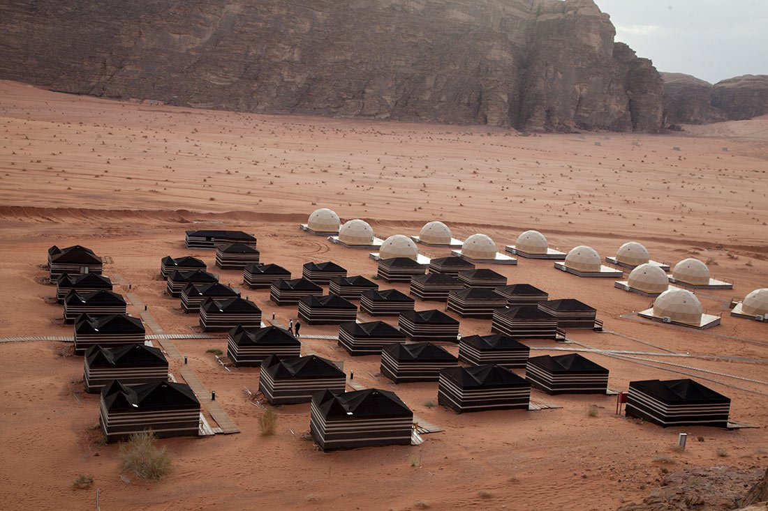 Sun City Camp - Wadi Rum