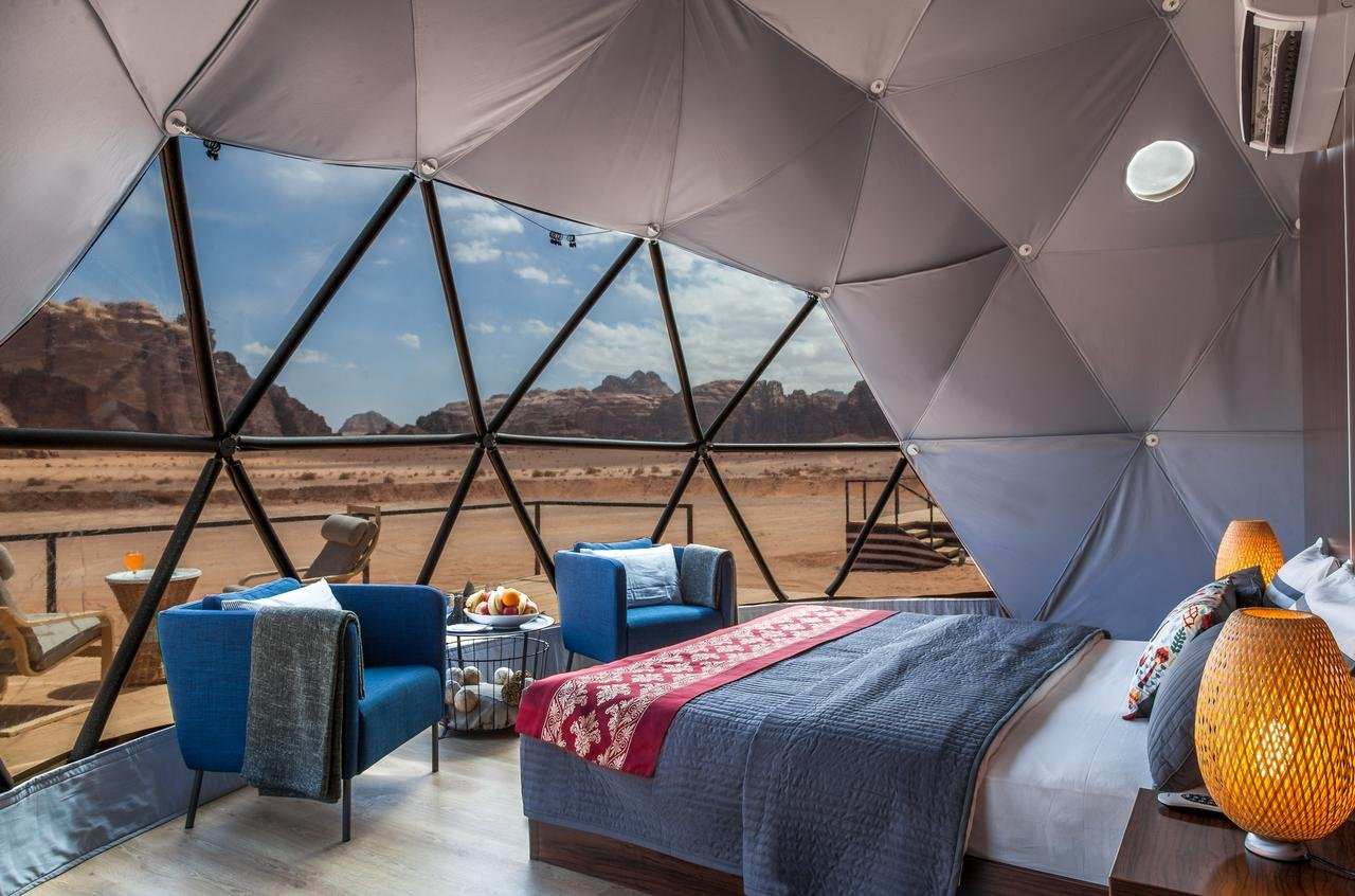 Sun City Camp Martian Tent - Wadi Rum