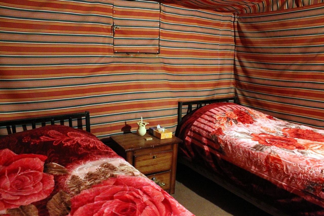 Seven Wonders Camp - Little Petra