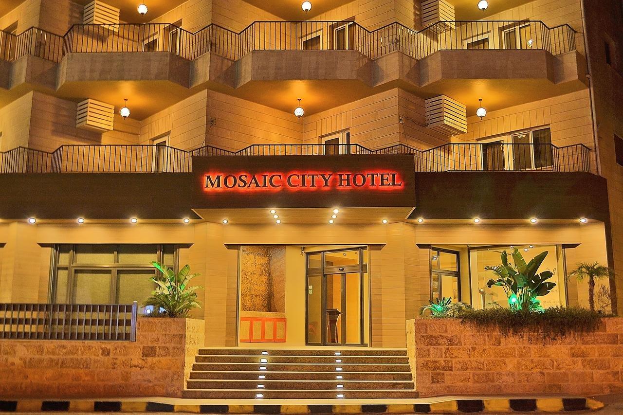 Hotel Mosaic City - Madaba