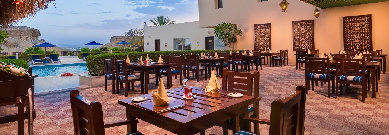 Hotel Sur Plaza terras - Sur