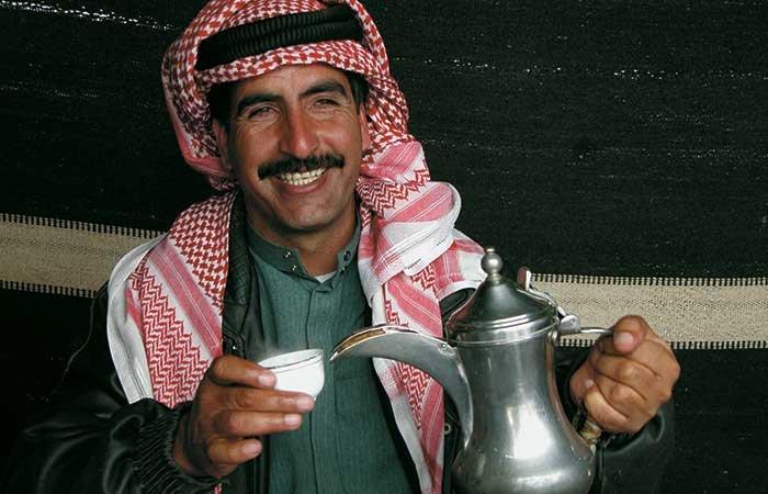 Mensen Jordanië