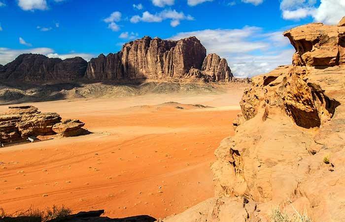 Wadi Rum - Jordanië