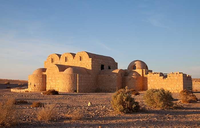 Woestijnkasteel - Petra