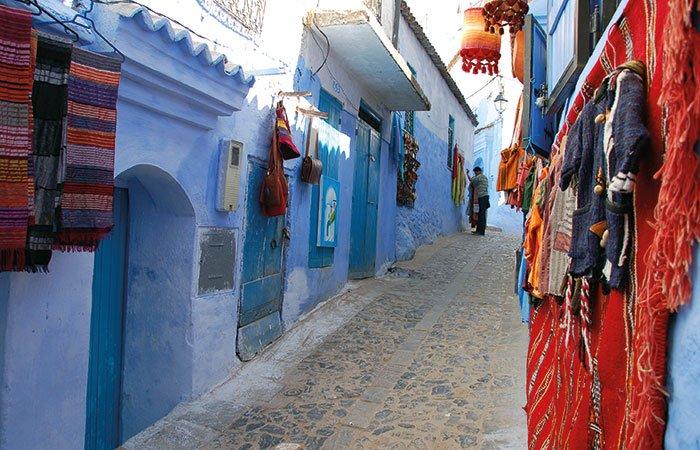 Chefchaouen - Marokko