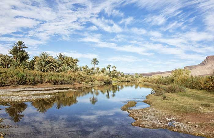 Draa vallei - Marokko