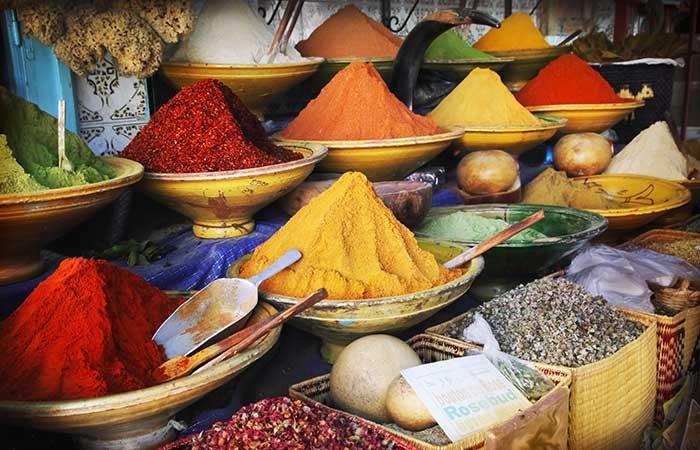 Kruiden - Marokko