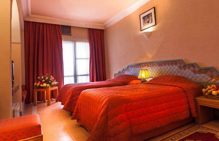 Hotel Les Tazarkount - Afourer
