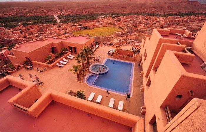 Hotel Xaluca Dades - Boumalne Dades