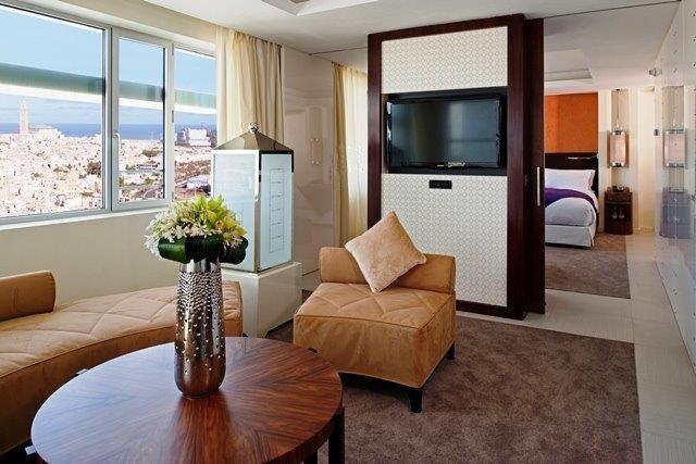 Suite Hotel Sofitel Tour Blanche - Casablanca