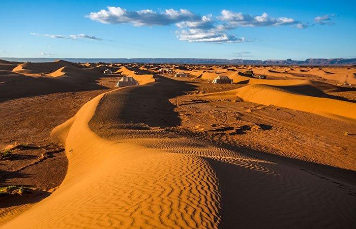 Bivouac deluxe Le Sand - Chegaga
