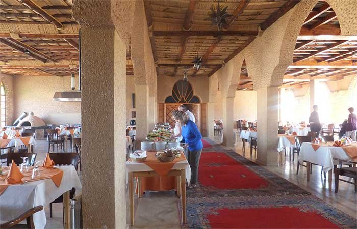 Hotel Taddart - Midelt