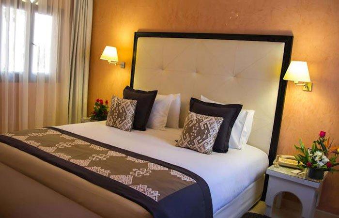 Hotel Berbere Palace - Ouarzazate