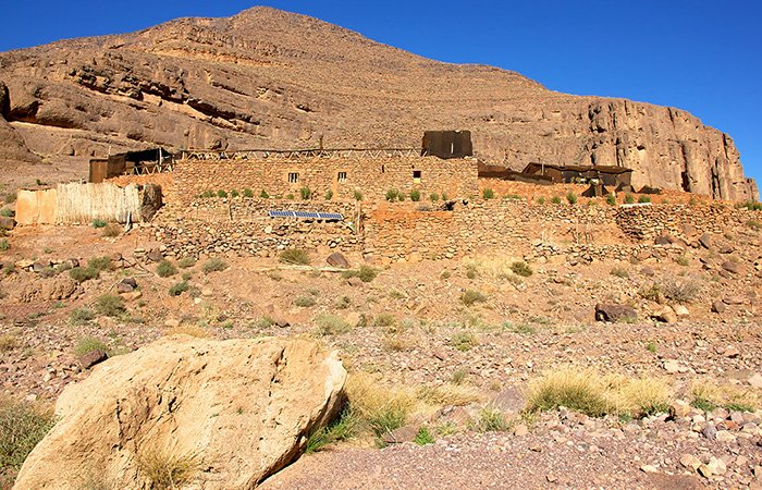 Ecolodge Ouednoujoum - Ouarzazate