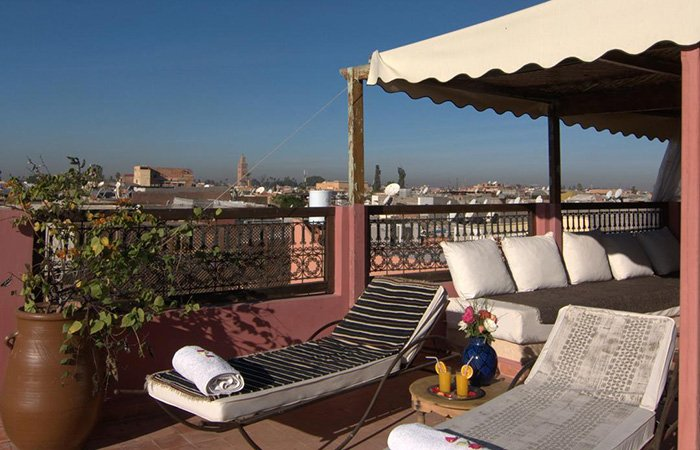 Riad Imilchil - Marrakech