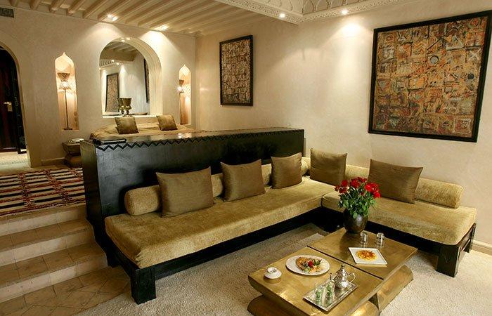 Hotel Les Jardins de la Koutoubia minisuite - Marrakech