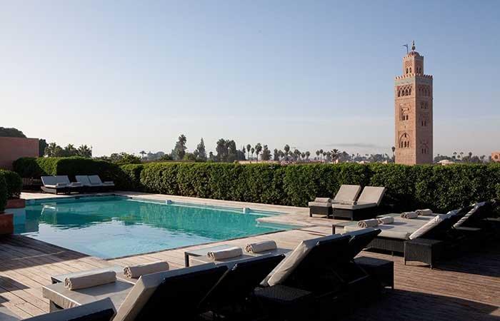 Hotel Les Jardins de la Koutoubia - Marrakech