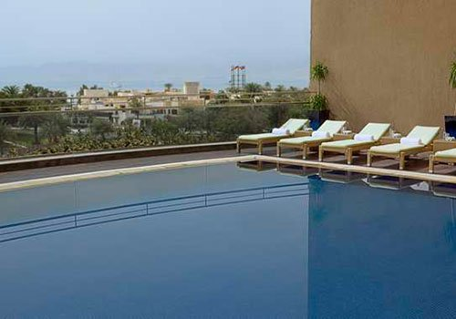 Hotel Double Tree by Hilton - Aqaba