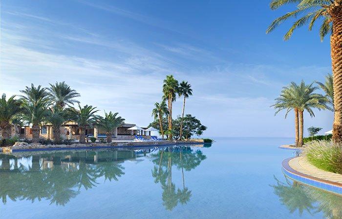 Hotel Movenpick Dead Sea - Dode Zee Jordanie