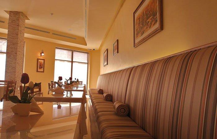 Hotel Mosaic City Madaba