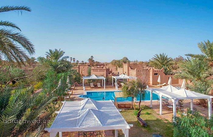 Hotel Dar Azawad - M'Hamid
