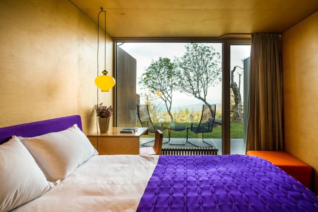 Kamer met terras - Hotel Casa das Penhas Douradas - Manteigas