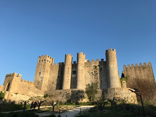 Hotel Pousada Castelo d'Obidos