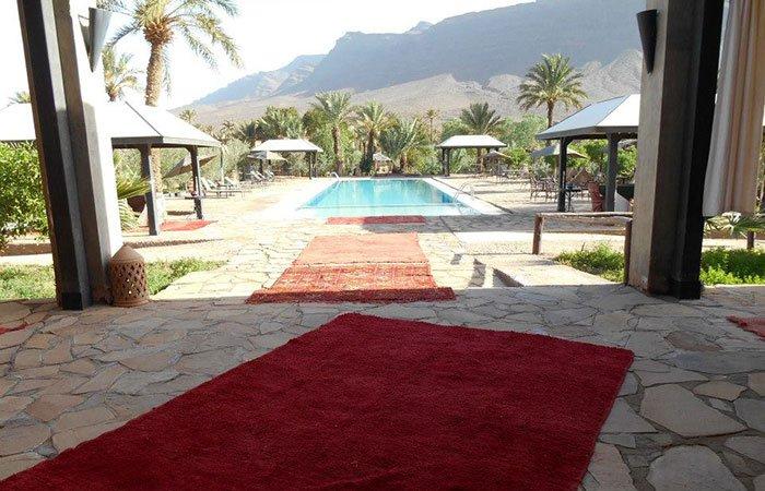Hotel Bab Rimal - Foum Zguid
